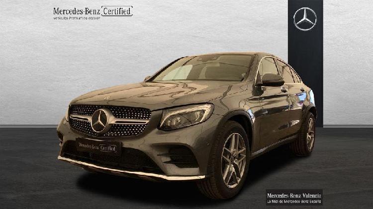 Mercedes-benz clase glc 250 4m coupe