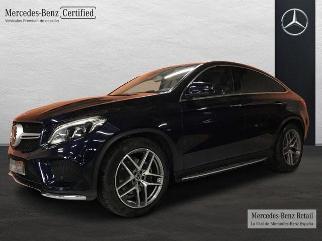 Mercedes-benz clase gle 350 d 4m coupe