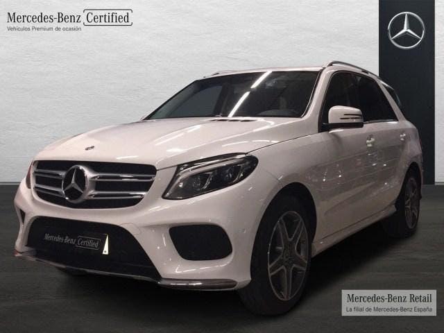 Mercedes-benz clase gle 350 d 4m suv
