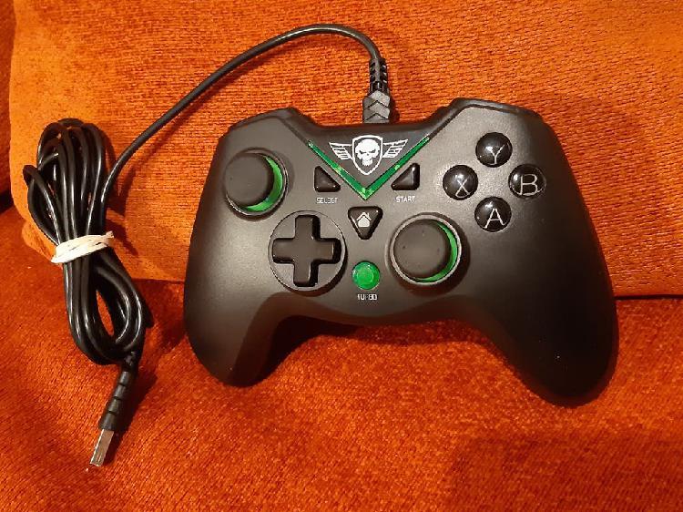 Mando con cable y modo turbo para consola xbox one