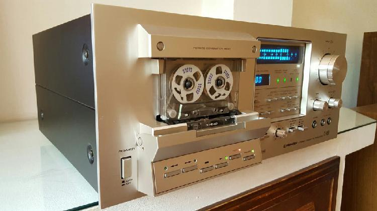Pioneer ct-f950 pletina tape deck vintage