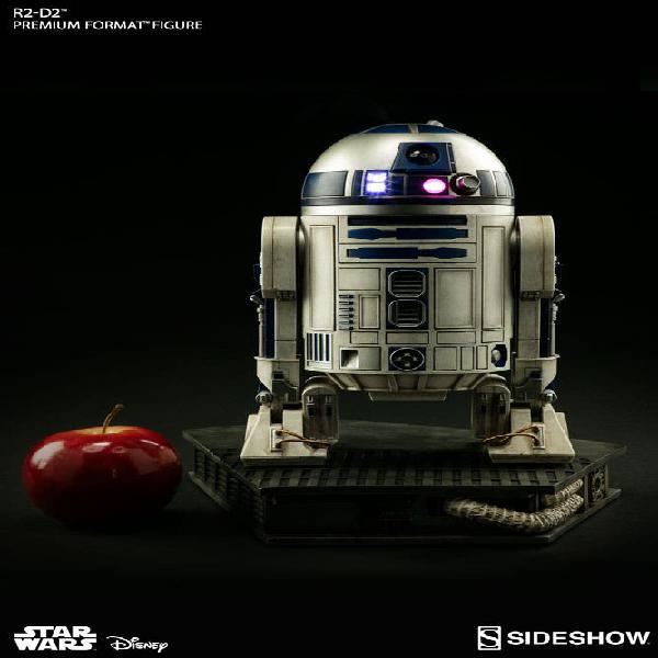R2-d2 premium format sideshow