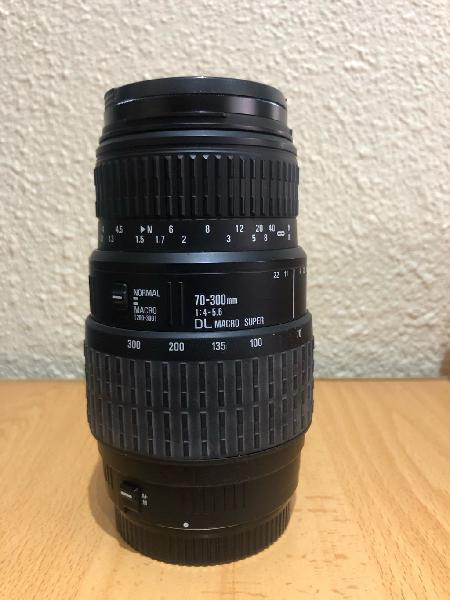 Sigma 70-300 (canon)