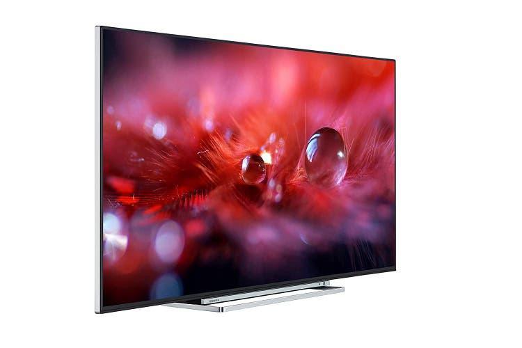 """Toshiba 55"""" 4k smart tv"""