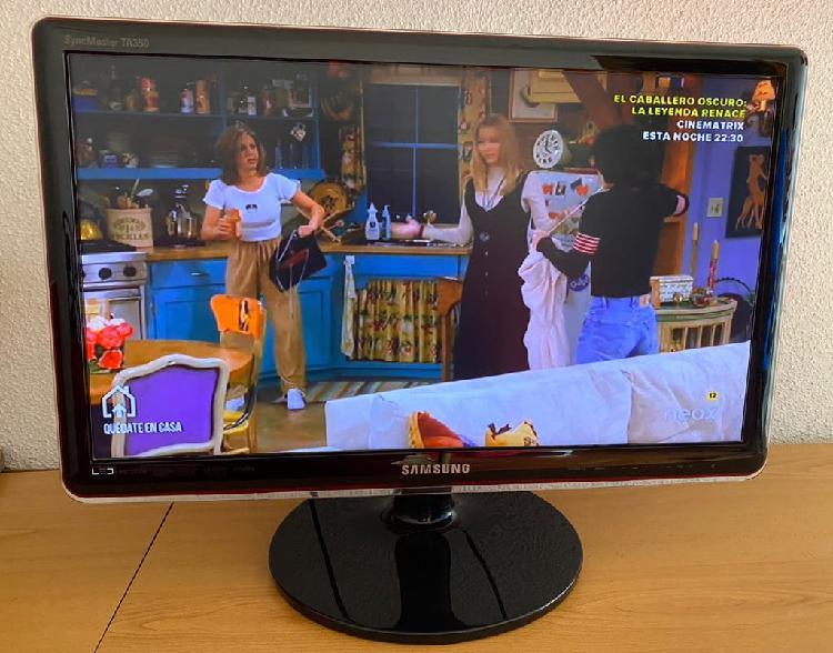 "Tv y monitor pc samsung syncmastee t22a350 22"""
