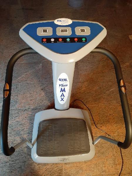 Vibro max gym form