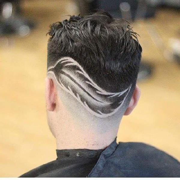Corte pelo barba