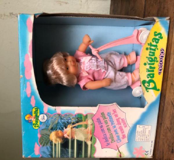 Barriguitas retoño en caja, modelo 87328 con patín o