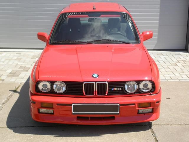 Bmw m3 e30 sport evolution ii