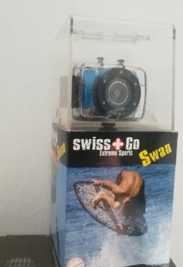 Camara acuática deportiva hd