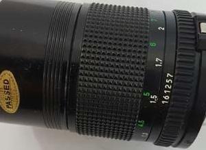 Canon fd enfoque manual 135/3.5