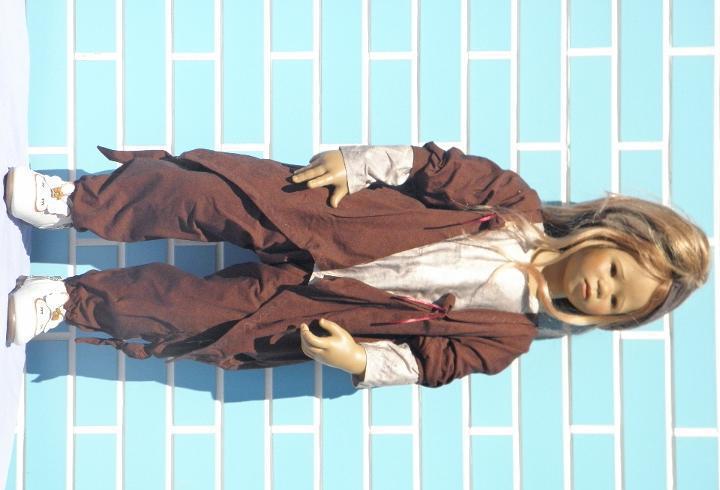 Conjunto de ropa válido para muñecas annette himstedt
