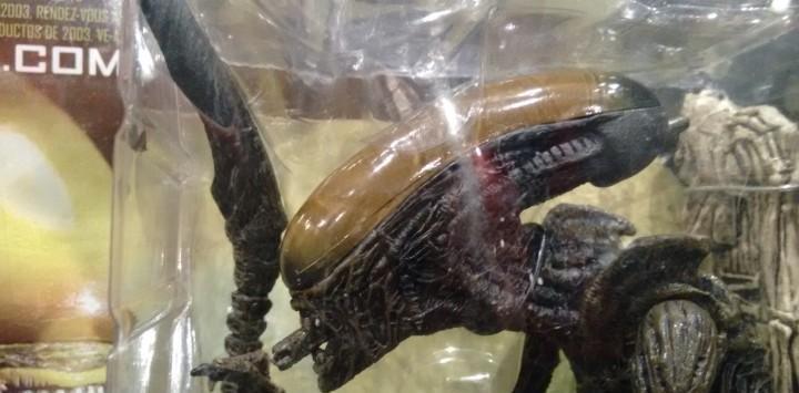 Dog alien movie maniacs 6 alien 3 mcfarlane toys