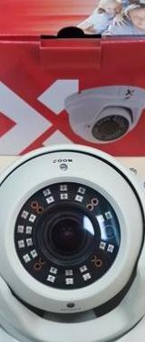 Kit camaras videovigilancia exterior e interior