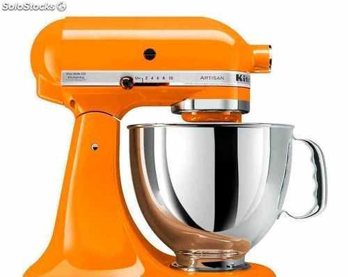 Kitchenaid artisan 5ksm175psetg naranja 4.8 litros