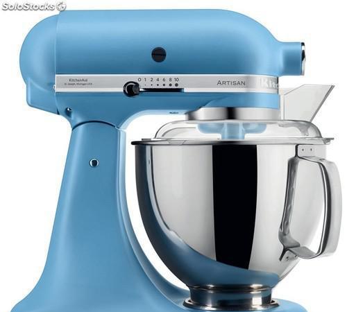 Kitchenaid artisan 5ksm185psevb azul terciopelo 4.8 litros
