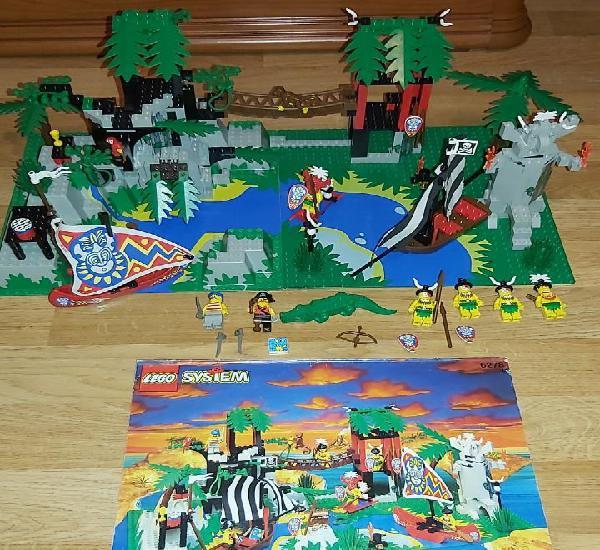 Lego piratas 6278,año 1992 con instrucciones (solo faltan 3