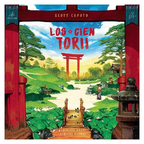 Los cien torii