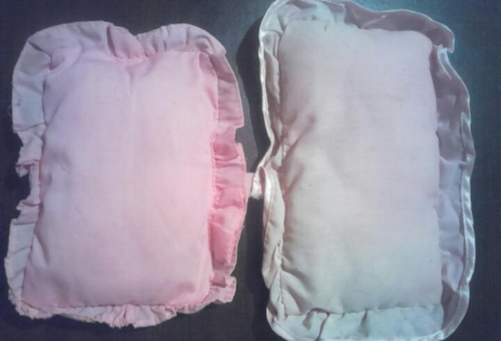 Lote2,almohadas,cojines de cama muñeca,ver fotos