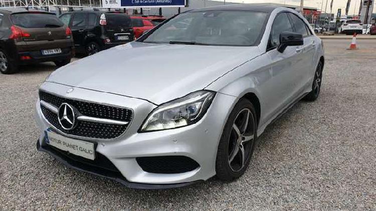Mercedes-benz clase cls 350 amg 350cdi 4matic bt aut. black