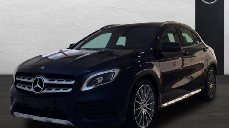 Mercedes-benz clase gla todoterreno 136cv automático de 5