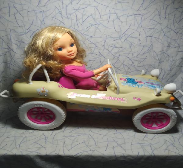 Nancy new con coche
