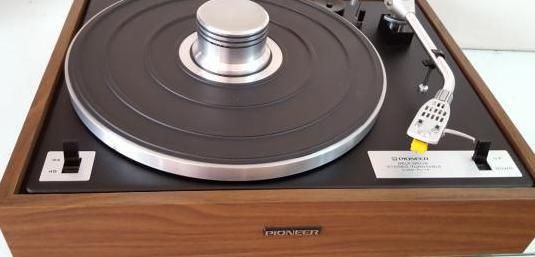 Pioneer pl-12 ac plato tocadiscos vintage