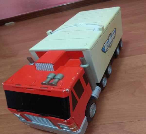 Super camion city micromachines. camion ciudad micro