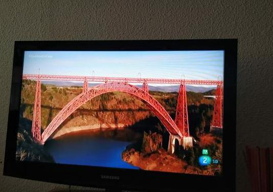 Television lcd 32' samsung le32d403e2w hd tdt