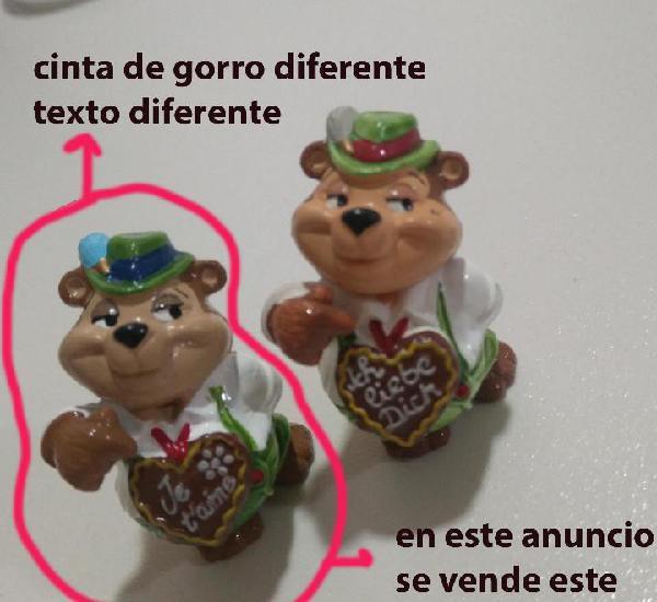 Variante! oso teddy bear kinder osito osita enamorados