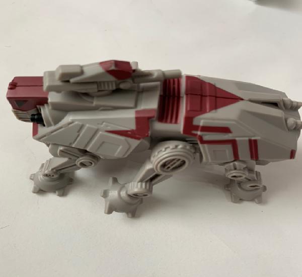 Vehículo at-te star wars