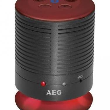 Altavoz de diseño aeg bluetooth