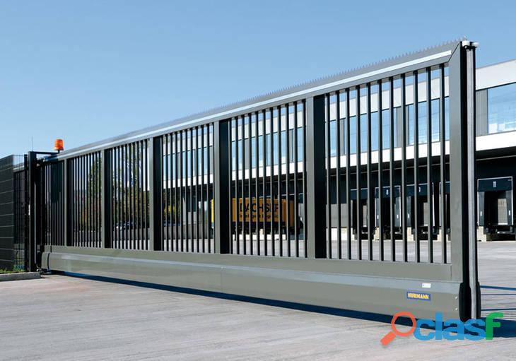 Puertas industriales para diferentes sectores