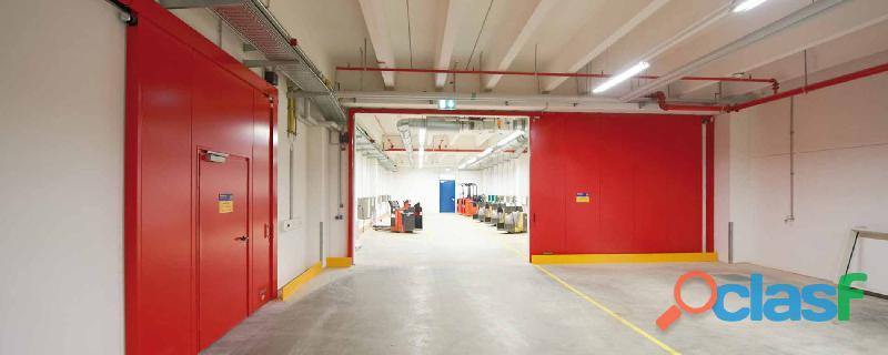 Puertas industriales para diferentes sectores 1