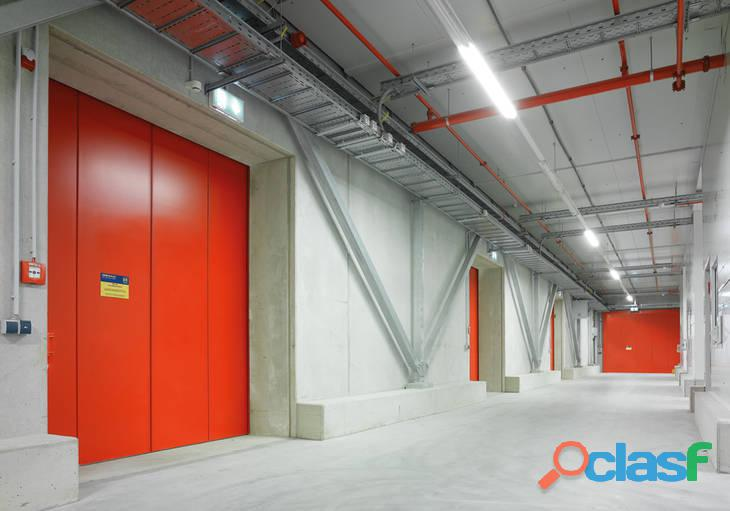 Puertas industriales para diferentes sectores 3