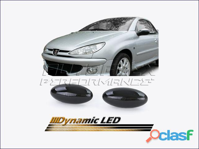 Intermitentes laterales led citroen + peugeot + toyota