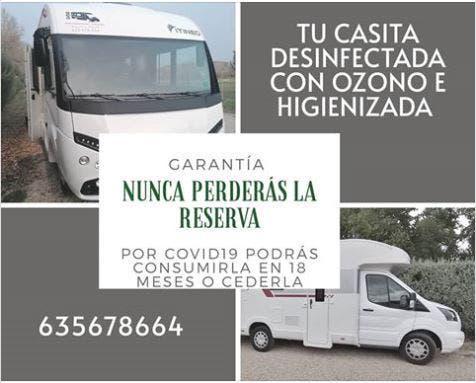 Alquiler autocaravana (empresa)
