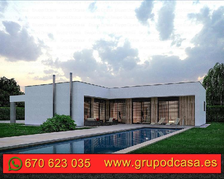 Casas prefabricadas de acero desde 490€/m2