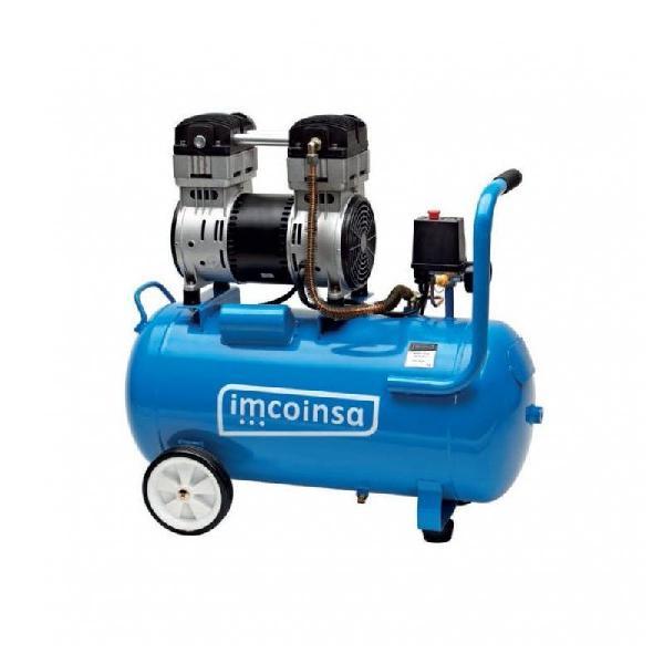Compresor imcoinsa 04650 silence 50 1-1/2 hp 50lt