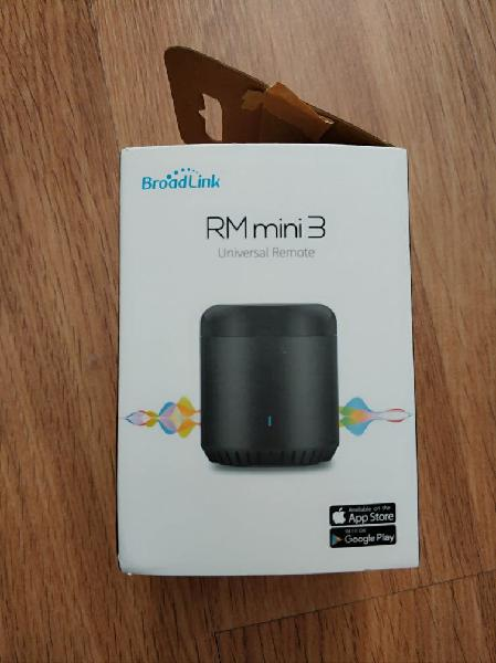Control remoto broadlink rm mini 3 wifi ir