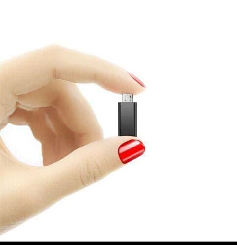 Convertidor de cargador android tipo c a micro usb