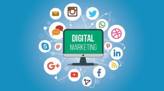 """Digital marketing """"líderes empresariales"""""""