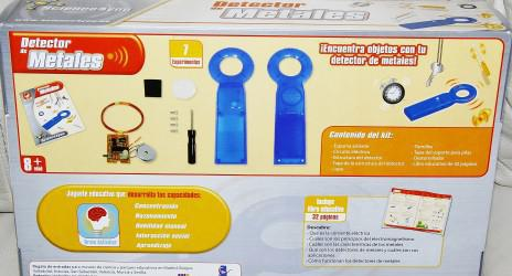 Detector de metales de juguete