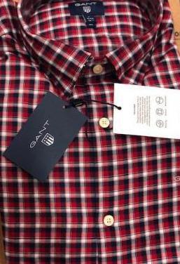 Gant: camisas hombre