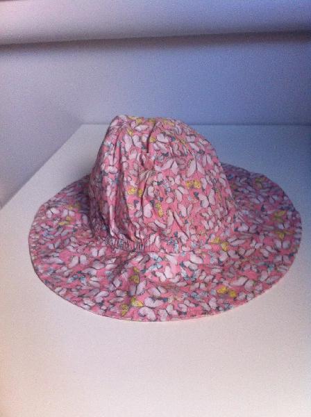 Gorro sombrero niña