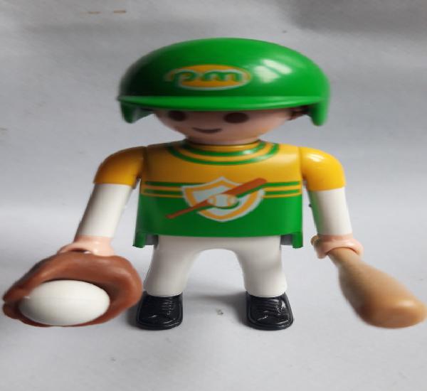Jugador beísbol click playmobil