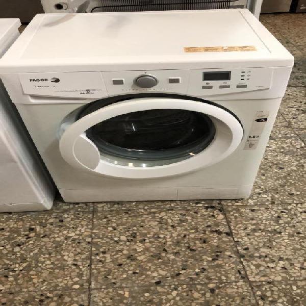 Lavadora fagor 8kg