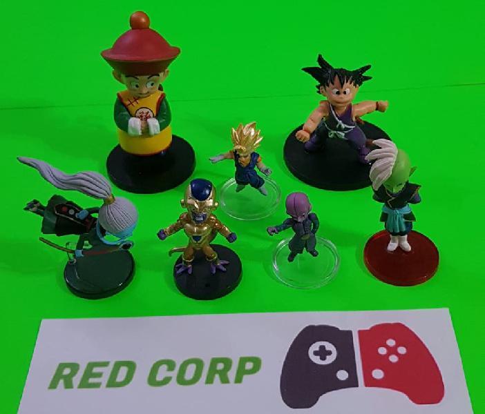 Lote figuras dragon ball