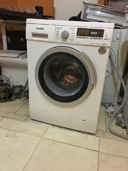 Lavadora de segunda mano