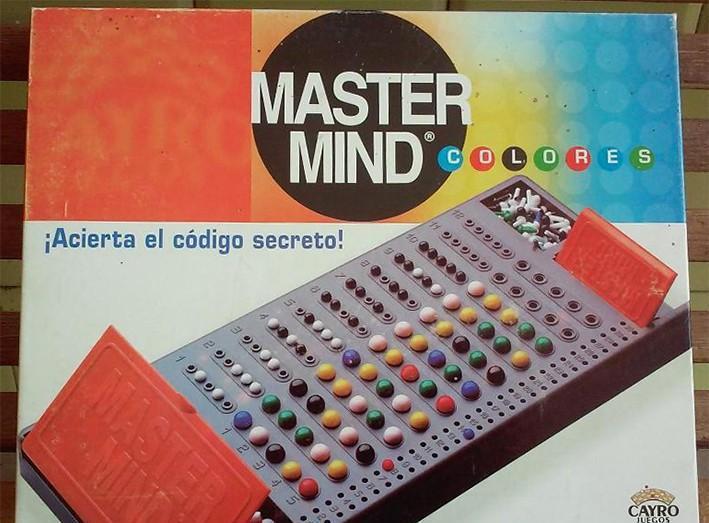 Master mind letras - juegos cayro - acierta el codigo